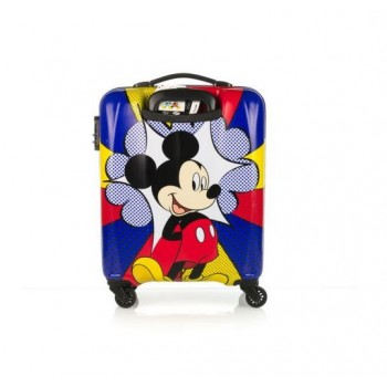 TROLLEY A. TOURISTER DISNEY...