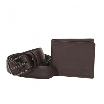 BELT AND WALLET SET PAPELL3