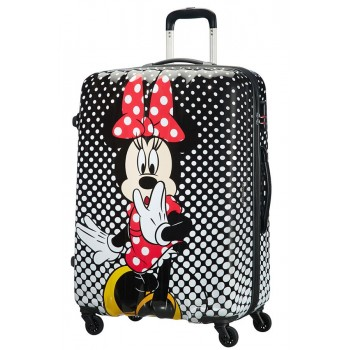 TROLLEY A. TOURISTER-DISNEY...