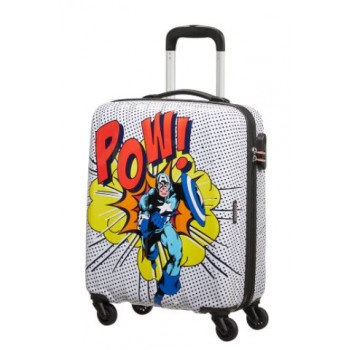 TROLLEY  A. TOURISTER...